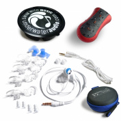 Underwater Audio SYRN-SBS Swimbuds Sport Headphones & SYRYN Player