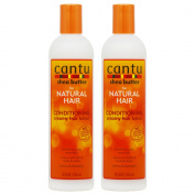 """Cantu Shea Butter Conditioning Creamy Hair Lotion 350ml """"Pack of 5.1cm"""