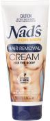 4 Pack - Nad's for Men Hair Removal Cream 200ml