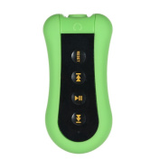 Garyesh Digital 8GB Waterproof Clip-on MP3 Player with Earphones for Swimming running