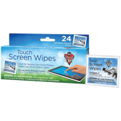 24CT TOUCH SCRN WIPES