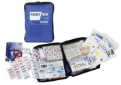 54519 First Aid Kit, Bulk, Blue, 50 People