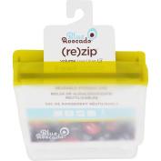 Blue Avocado Bag - Re-Zip - 1 Cup - Green - 2 Pack