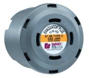 FEDERAL SIGNAL 210333 Back Up Alarm, 97dB, Grey, 7.6cm . H