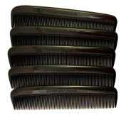 Set of 25 Clipper-mate Pocket Combs 13cm All Fine Teeth