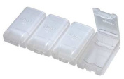 ASP 53028 Battery Case,Clear