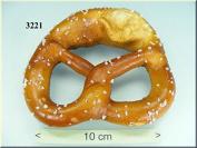 Pretzels Small – Decorative Food Imitation Fake Food Bakery – Unusual Gift Idea