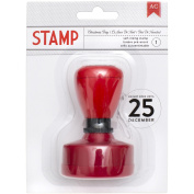 Deck The Halls Self-inking Stamp-do Not Open