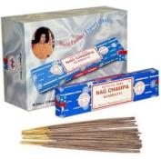 Encens Nag Champa – 40 grs – Satya – Lot de 12 Boites