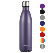 Ecooe Thermos Flask 750 ml Leak Proof Stainless Steel Beverage Bottle BPA Free
