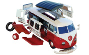 Airfix J6017 – Quickb Everbuild Model – VW Camper Van