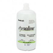 Honeywell Fendall Eyesaline Eyewash Saline Solution Bottle Refill, 950ml