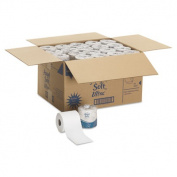 Georgia Pacific Angel Soft Ultra Two-Ply White Premium Bathroom Tissue, 60 ct