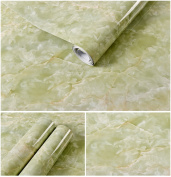 Self Adhesive Gloss Granite Faux Marble Grain Contact Paper for Kitchen Countertop Cabinets Backsplash Table Arts Crafts