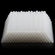 AllRight 100 x 7mm Clear Hot Melt Glue Sticks Adhesive For Trigger Electic Pack Of 100
