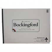 R K B Rainbow Pad Bockingford watercolour paper 28x38cm 300gsm