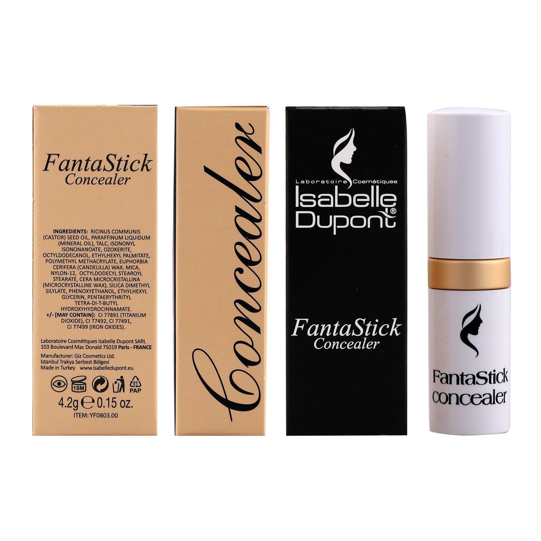 Isabelle Dupont ® FantaStick Lipstick Style Cover Stick Concealer - 6 Shades
