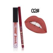 Lipstick,Wanshop® Sexy Long Lasting Liquid Lipstick Moisturiser Velvet Lip Gloss Lip pen Cosmetic Beauty Makeup