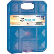 Arctic Ice 2.3kg Chillin Brew Reusable Cooler