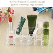 Makeup Storage Rack, Outgeek Cosmetics Storage Rack Lipstick Acrylic Organiser Stand Display Holder