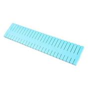 DIY Grid Drawer, Hankyky 4pcs ABS Plastic Divider Clapboard Household Storage Organiser For Home Office Dorm