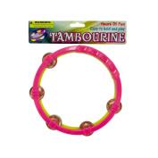 Toy Tambourine (Pack Of 24)
