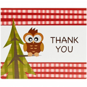 Let's Go Camping Thank-You Notes, 8pk