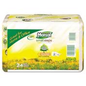 Marcal® 100% Recycled Big 2-Ply Bath Tissue 24 ct Rolls