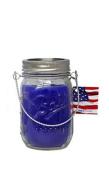 Northern Lights Candles 350ml Mason Jar with Hanger Candle Jar