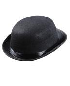 kimberleystore Child Kids Magic Bowler Hats Caps Headwear for Fancy Dress Costumes (Black)