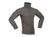 Invader Gear Airsoft Ubacs Under Armour Shirt Wolf Grey Army Style
