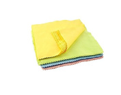 Kingwin 10pcs Microfiber Glasses Cloth Spectacles Camera Mobile Phone Lense Scratchless Clean Cloth