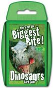 Dinosaurs Top Trumps