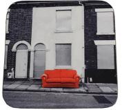Red Sofa Coaster