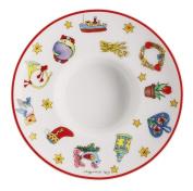 Hutschenreuther Christmas memories Dekoriert Tischlicht rund 02476-725896-24862