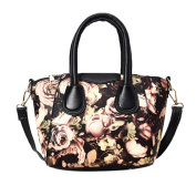 Women's Small Crossbody Bag, Xinantime Flower Butterfly Printed Satchel bag Shoulder Bag