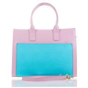 FIRENZE ARTEGIANI Women's Tote Bag Pink pink 33*12*26