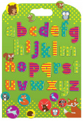 Woodland Animals Alphabet Stickabouts