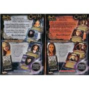Buffy The Vampire Slayer Collectible Card Game Class of '99 Starter Deck Class of '99 [Villain]