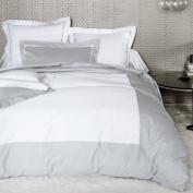 Blanc des Vosges Cotton Amboise Metal, Cotton, metal, 220 x 240 cm