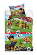 Paw Patrol Bed Linen 140 x 200 cm 100% Cotton Boys Children's Kids Dream
