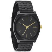 Nixon Men's Time Teller A0451041 Black Stainless-Steel Quartz Watch