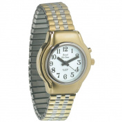 Ladies One Button Talking Watch - Expansion Band