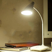 Desk Lamp Student Desk reading energy-saving mini charge Bedside eye protection lamp
