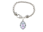 Only Thing . Sister Children Aunt Silver Bracelet Jewellery Gift