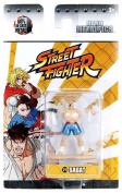Street Fighter Nano Metalfigs Sagat Diecast Figure