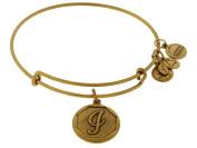 Alex and Ani Initial I Charm Bangle Bracelet - A13EB14IG