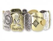 Family is 4EVR – Tile String Gift Bracelet