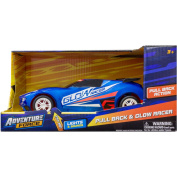 Adventure Force Pull Back Glow Racer
