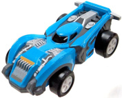 Rocket League Pullback Racer Hotshot Mini Car